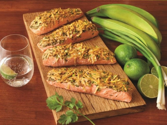 Rethink Ingredients to Refresh Family Meals This Fall